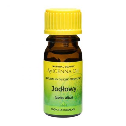 100% naturalny olejek eteryczny aromaterapia inhalacje medyczne zdrowie jodla jodlowy avicenna masaz sauna