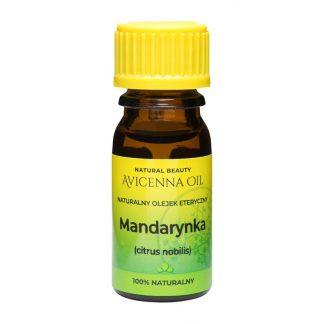 olejek eteryczny 100% naturalny aromaterapia avicenna oil mandarynka domowy kosmetyk cellulit rozstepy
