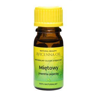 100% naturalny olejek eteryczny inhalacje lecznicze mieta mietowy mentha piperita