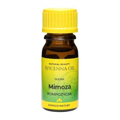 kompozycja zapach natury olejek mimoza perfum kapiel relaks