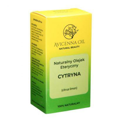 100% natural lemon oil cytrynowy