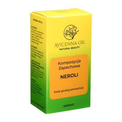 oil pomarancza orange cytrus nerola olejek kwiat