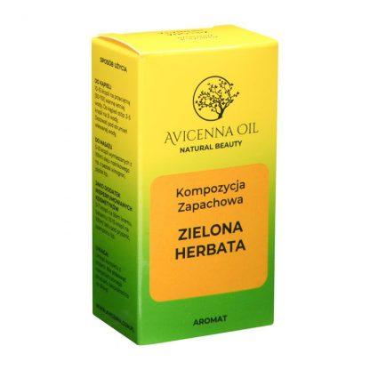 green tea aroma zielona herbata zapach