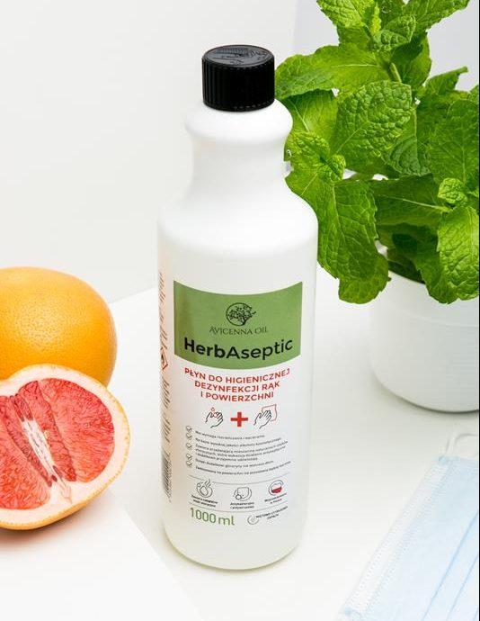 HerbAseptic – już w sprzedaży!